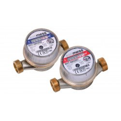 "Water meter ½"" (hot water) KELLER"