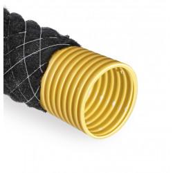 Rura drenarska 160 PVC/50m/PP700 kokos