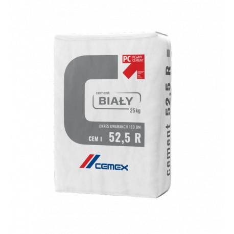 WHITE Cement CEM I 52.5 R
