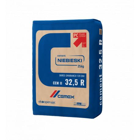 Cement CEM II 32,5N B/V 25kg