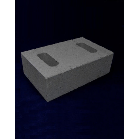 Betonblock M6 12x24x38cm mit Grifflöchern