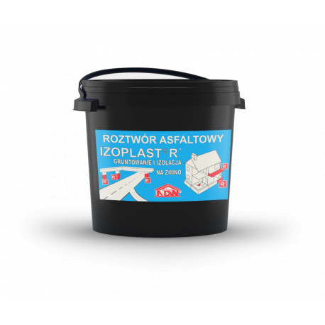 Asphaltlösung Izoplast R, 20 kg