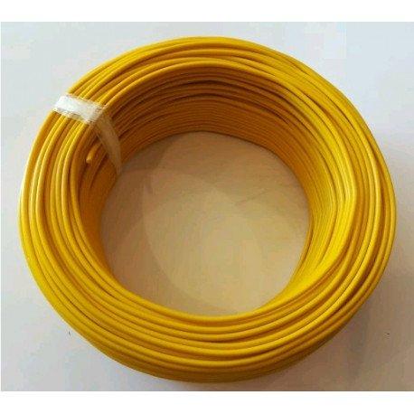 Przewód DY 1,5 750 V zółty - 100 mb