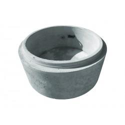 Krąg betonowy z dnem 1200x500 mm