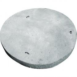 Pokrywa betonowa 1000/130 mm pełna