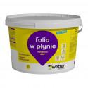 Weber.tec 822 24 kg folia w płynie