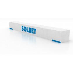 Nadproże zbrojone 180x240x2000 mm Solbet