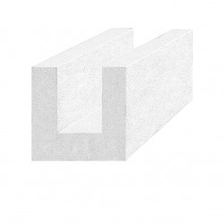 Solbet Lintel U-element 24 cm