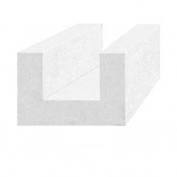 SOLBET Kształtka U 36 cm