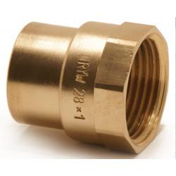 Bronze Muffe
