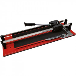 Maszyna 700mm do glazury, amortyzowany blat, prowadnica, płaskownik