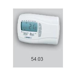Termostat pokojowy radiowy 230V INSTAT 868R 6