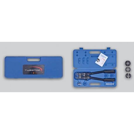 Keller PEX zaciskarka ręczna SYQ 16-20 komplet