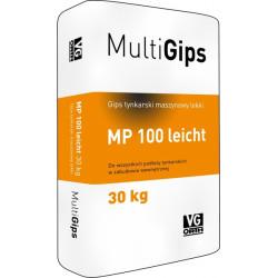 Tynk maszynowo-gipsowy lekki MP100L MultiGips 30 kg, 40 szt./pal.