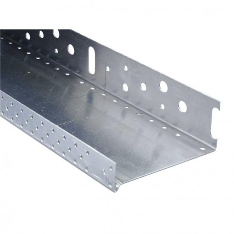 Aluminium plinth profile 50mm/2,5m