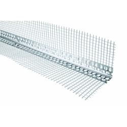 Narożnik aluminiowy z siatką 2,5 m