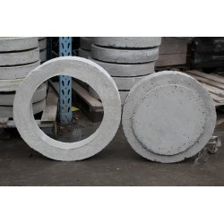 Schacht Abdeckplatte 425 mm, 1,5T