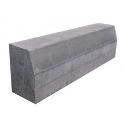 Street Curb 12/15x30x100 cm, BerdingBeton