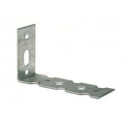 Wall starter/connector galvanized K1, L 40x68 mm 22x1,25 mm