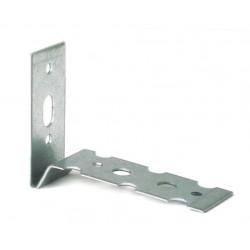 Mauerverbinder verzinkt D1, L 50x73 mm 22x1,25 mm