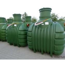 Oczyszczalnia - zestaw od 2 do 4 osób o przepustowości max.600l/d