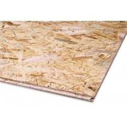 OSB - Oriented Strand Board 22x2500x1250 mm T&G
