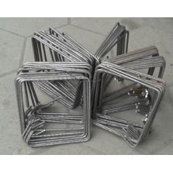 Stirrups 30x30 cm