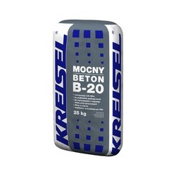 Strong concrete B20 Kreisel - 25 kg