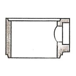 Element studni 3aKG/PCV 200 - h -35 cm