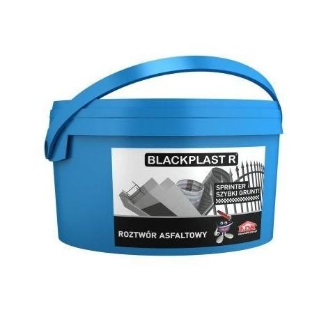 Blackplast R szybki grunt Roztwór asfaltowy- 5 Litrów
