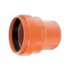 PVC/Stoneware Reducing Coupling