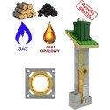 Chimney system universal