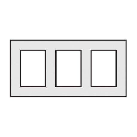 Komin wentylacyjny - trzykanałowy 0,33mb