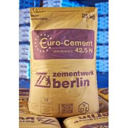 Zement CEM II 42,5N B/S 25 kg Sack