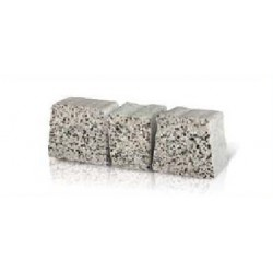 KAMAL Trapezpflaster wassergestrahlt K23, 6 cm