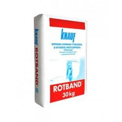 Tynk gipsowy ręczny KNAUF ROTBAND 30 kg