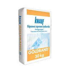 Tynk gipsowy ręczny Knauf GOLDBAND 30 kg