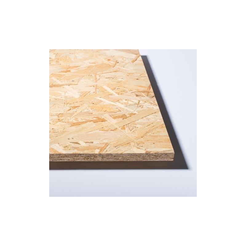 Osb Oriented Strand Board 18x2500x1250 Mm