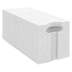 Gas concrete block 12x24x59 cm