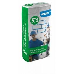 Zaprawa Tynkarska SOLBET cementowo- wapienna 5.1 - 25 kg