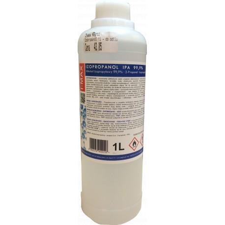 Izopropanol 1 L - do odtłuszczania rur PE