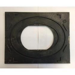 Płyta nośna HDPE skrzynki hydrantowej