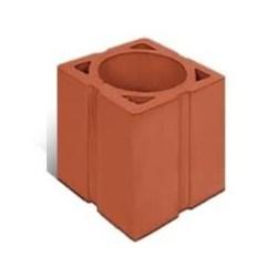 Pustak ceramiczny 188x188x240 wentylacyjny C1