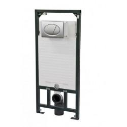 Podtynkowy zestaw spłukujący do WC DELFIN A101