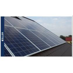 Zestaw Fotowoltaiczny 34 panele 260Wp moc 8,84 KWP