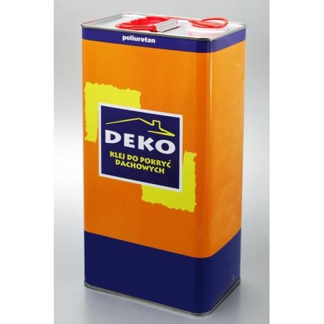 Single-component polyurethane adhesive DEKO, 30 kg