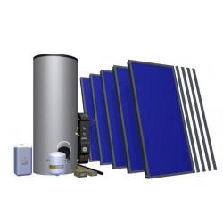 Zestaw solarny TLPAm-INTEGRA500 3-8 osób oraz wspomaganie centralnego ogrzewania