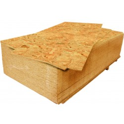 OSB - Oriented Strand Board 22x2500x1250 mm