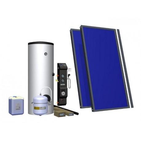 Solaranlage Komplett Set TLPAm-200W