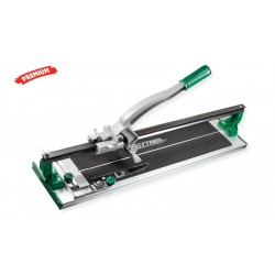 Device for cutting and breaking tiles - max. thickness of the tiles: 16mm